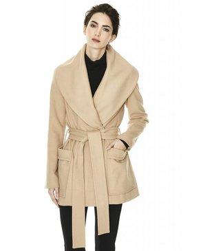 Melissa Nepton AADEN - Wool Coat