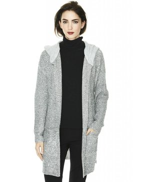 Melissa Nepton ESTELLE - Long Knitted Cardigan