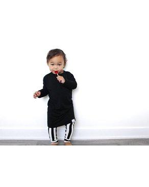 Kid's Stuff Grow-With-Me Sweater (Light Grey)