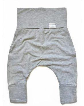 Kid's Stuff Pantalon Évolutif Harem (Gris Pâle)
