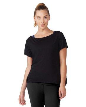 Karma Athletics MALALA TEE III - T-Shirt (Black)