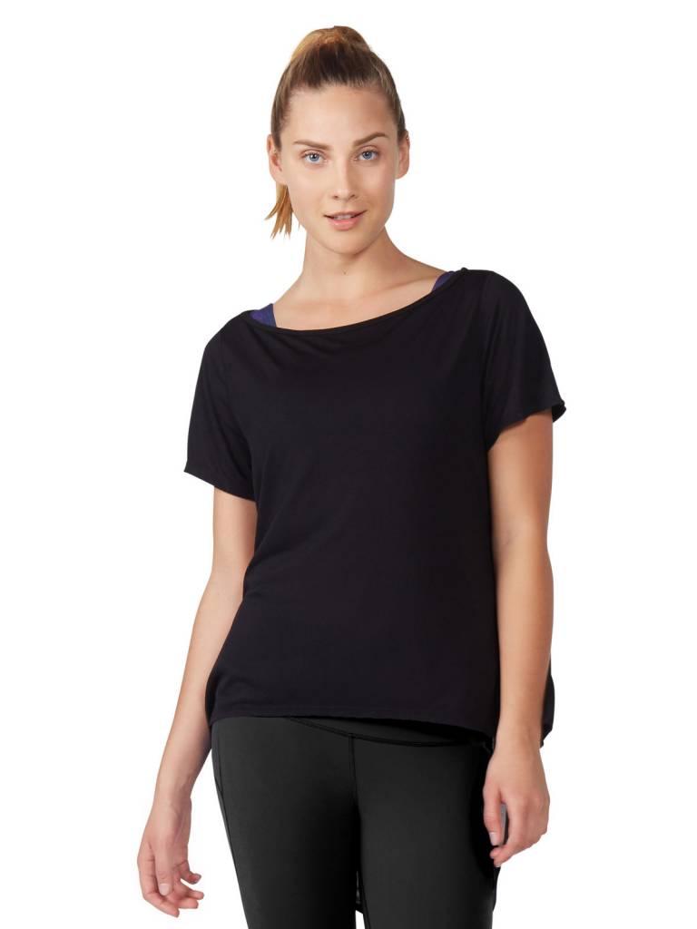 Karma Athletics MALALA TEE III - T-Shirt (Noir)