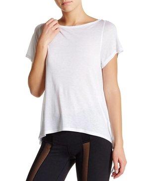 Karma Athletics MALALA TEE III - T-Shirt (White)