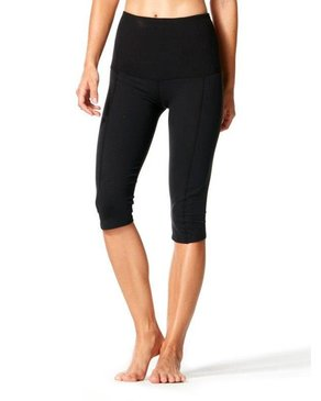 Karma Athletics YAMA - Crop Tights (Black)