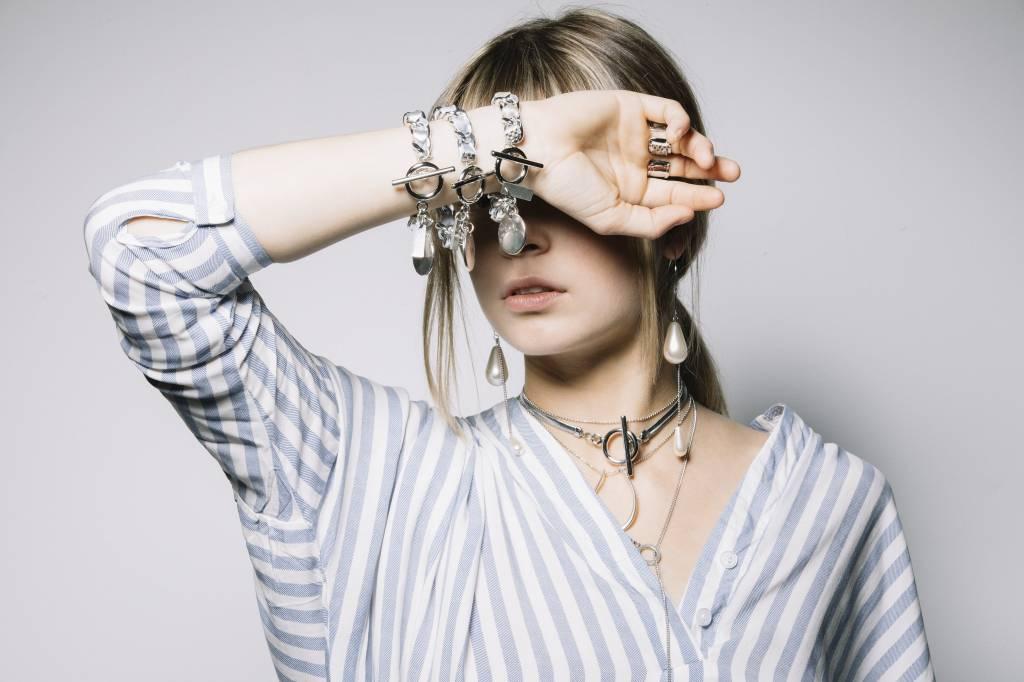 Atelier SYP COCO - Wrap Bracelet (Beige)