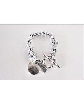 Atelier SYP COCO - Wrap Bracelet (Silver)