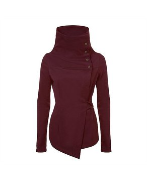 Melow - Les Essentiels LES ESSENTIELS - Asymmetrical Jacket