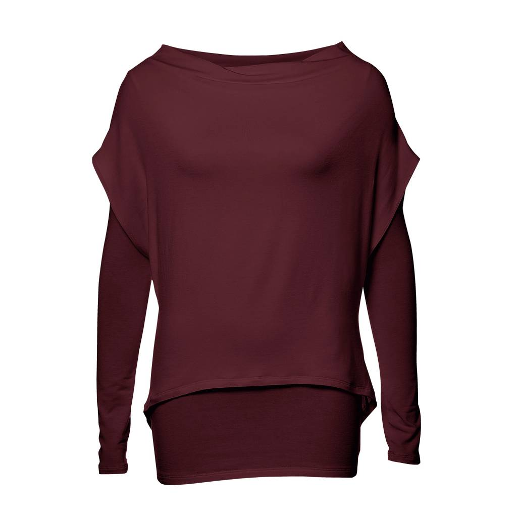 Melow - Les Essentiels LES ESSENTIELS - Double Layer Loose Top