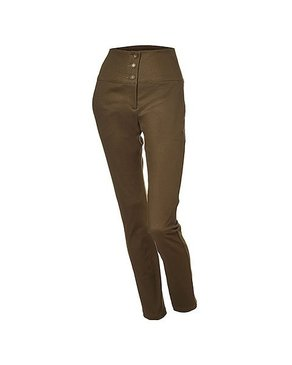 Melow par Mélissa Bolduc STEFAN - Fitted High-Waist Pants