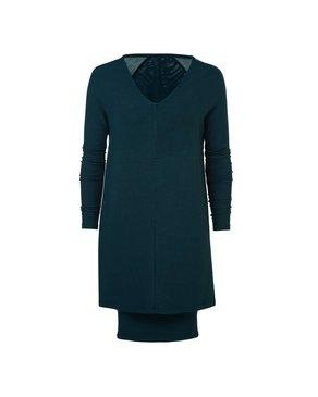 Melow par Mélissa Bolduc USMAN - Reversible Loose Layered Dress