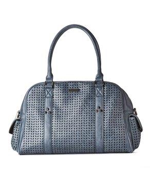 Perforated Weekender / Work Bag (Twilight)