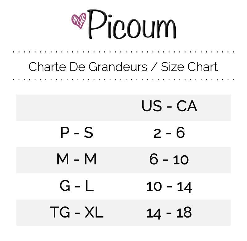 Picoum C'EST PARFAIT! - Long Sleeve Top