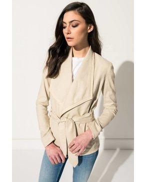 LAMARQUE FILIA - Jacket de Lin Léger