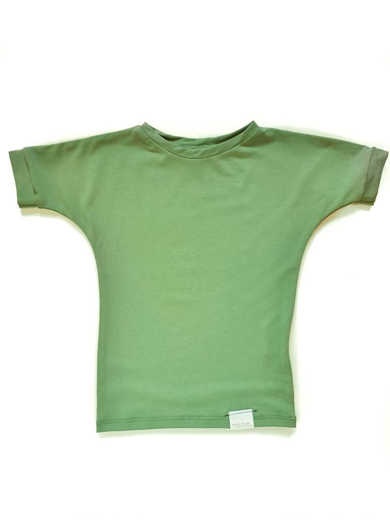 Kid's Stuff T-Shirt Évolutif Vert