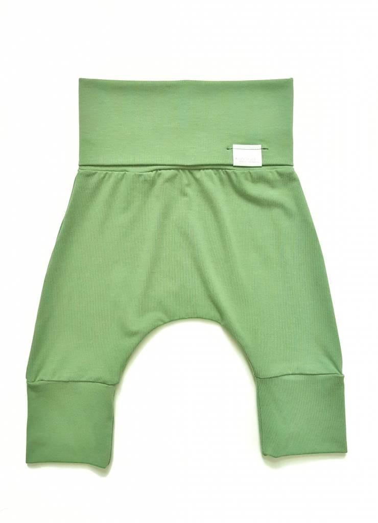 Kid's Stuff Grow With Me Shorts | Green