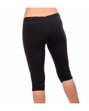 Message Factory Cropped Leggings