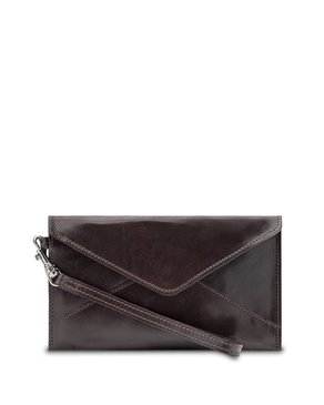 m0851 Leather Envelop with wristlet FP 80