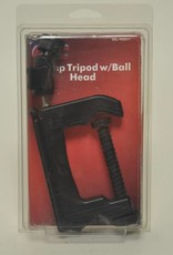 DLC Camera Pod Clamp & Ball Head
