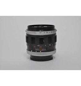 Canon Canon 55mm f/1.2 SN:56309