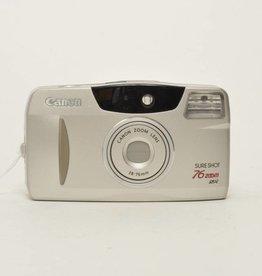 Canon Canon Sure Shot 76 SN: 4227625