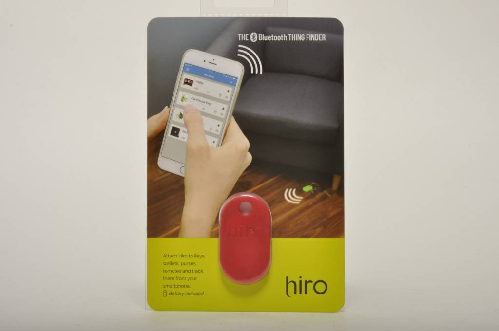 Hiro Thing Finder