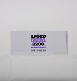 Ilford Ilford Delta 3200ASA- 120 Black and White