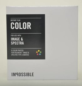 Impossible Project Impossible Color Spectra 8 exp | Always Fresh