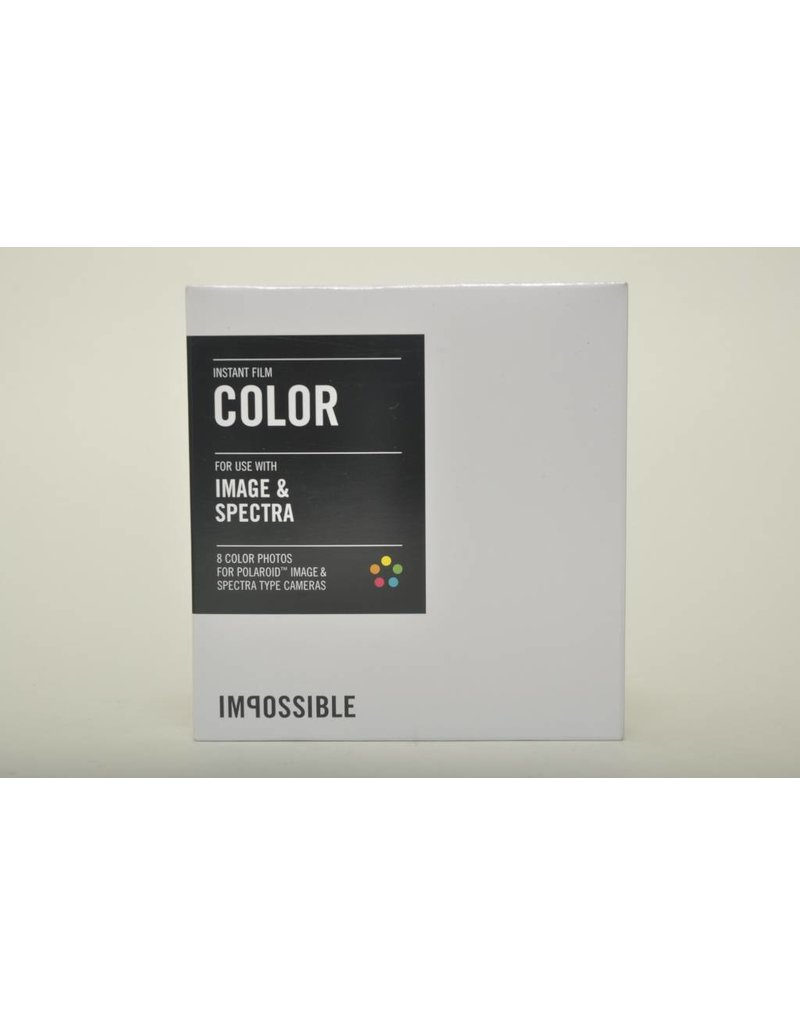 Impossible Color Spectra