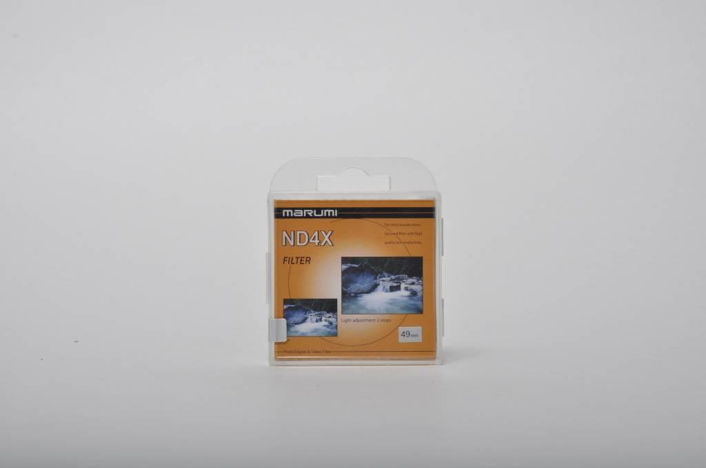 Marumi Marumi 49mm ND4x