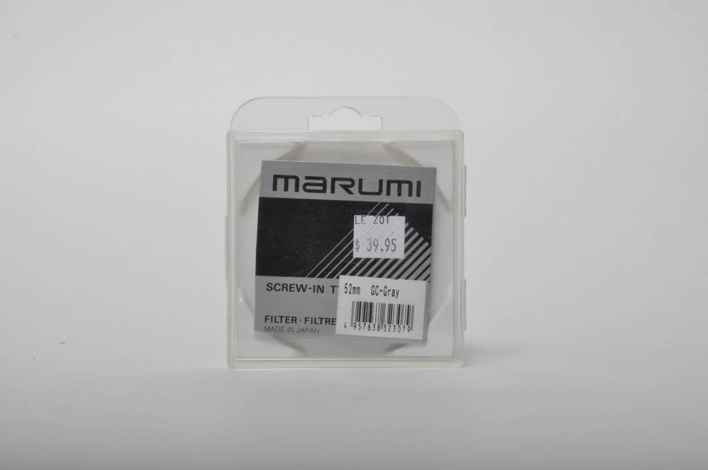 Marumi Grad Color Grey 52mm