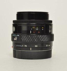 Minolta 35-70mm f/4 SN:15151756