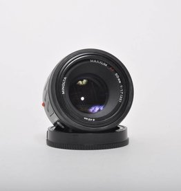 Minolta Minolta 50mm 1.7 AF Sony Maxxum