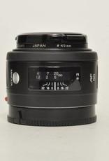Minolta 50mm 1.7 SN: 18207483