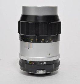 NIkon 135mm F3.5 SN:901554
