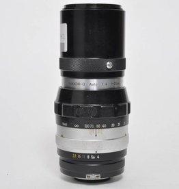 Nikon Nikon 20cm F4 SN:178725
