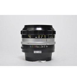 Nikon 50mm 1.4 SN: 1591439
