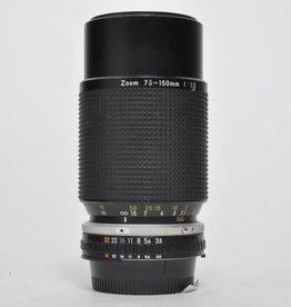 Nikon 75-150mm SN:2022873