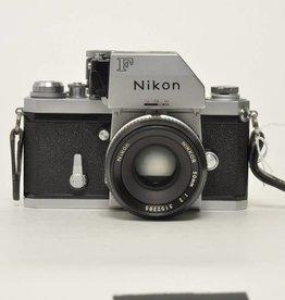 Nikon Nikon F w/FTN SN: 7267955