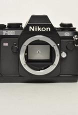 Nikon F-301/N2000 SN: 6014724