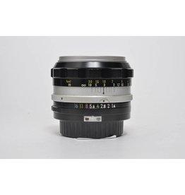 Nikon S 50mm 1.4 SN: 1089227