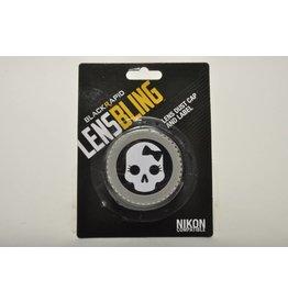 BlackRapid Nikon Skull Bow Rear Lens Cap