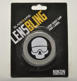 BlackRapid Nikon Skull Goggle Rear LensCap