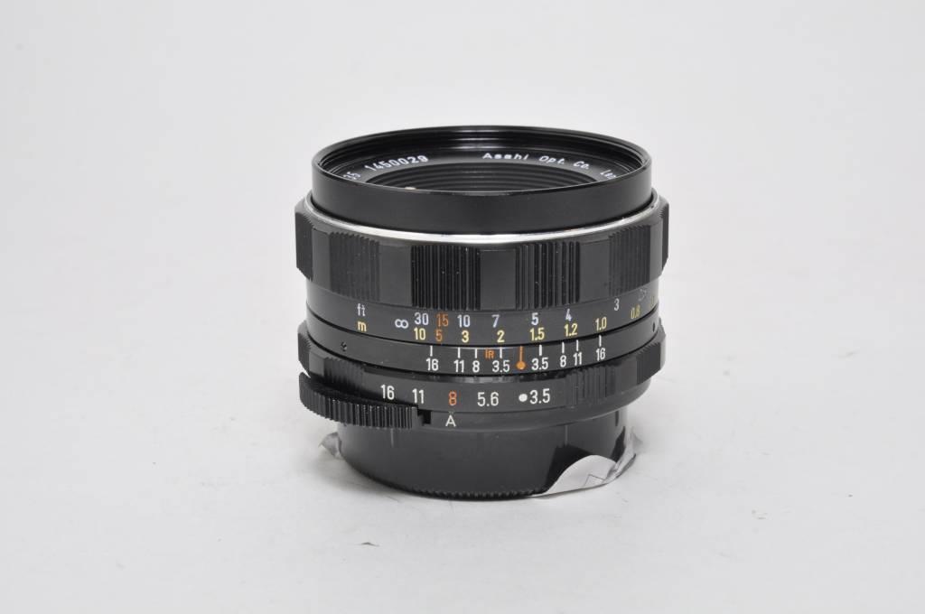 Pentax 35mm f/3.5 SN: 1450029