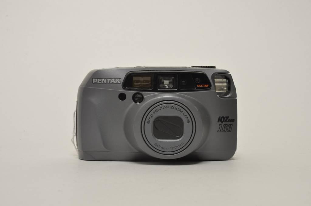 pentax iq zoom 160 35mm camera lezot camera sales and camera rh lezotcameras com