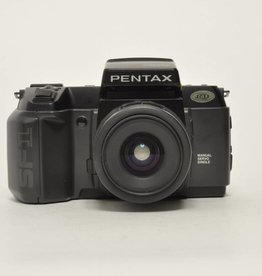 Pentax SF1 w/35-80mm SN:3845752