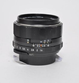 Pentax SMC 50mm 1.4 SN: 5312601