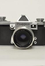Praktina FX w/Tessar 50mm f/2.8