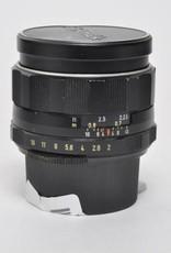 Super Tak 55mm F2 SN:6360516