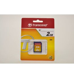 Transcend Transcend 2GB SD Memory Card