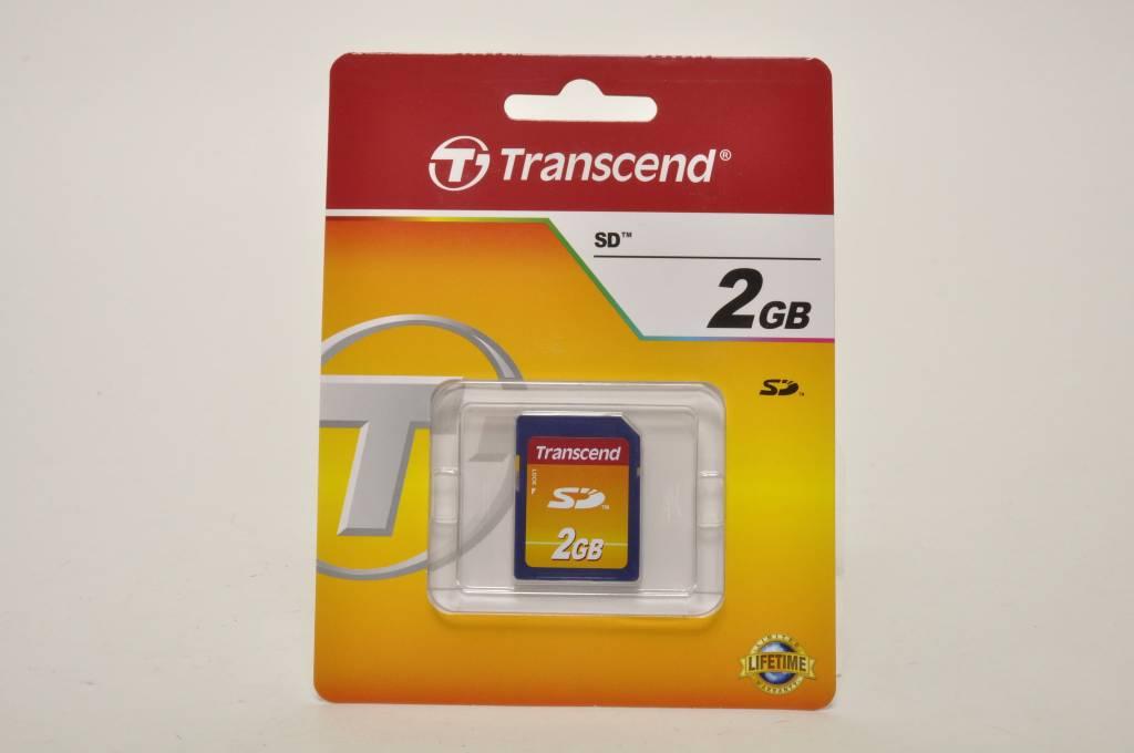 Transcend Transcend 2GB SD Memory Card